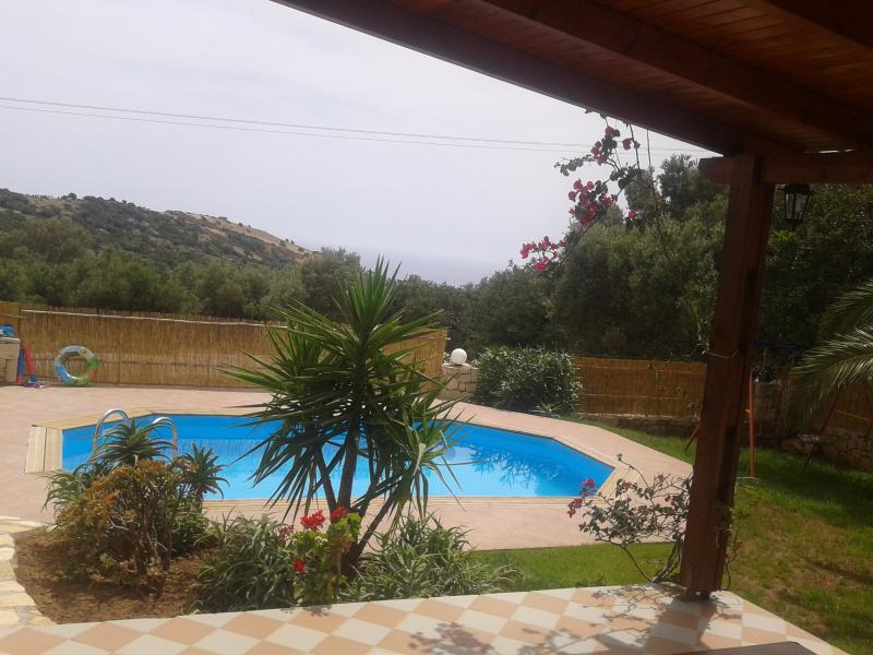 VILLA ALEXANDER 1, location de vacances à Xilokampos