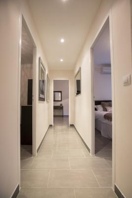 Corridor aux chambres