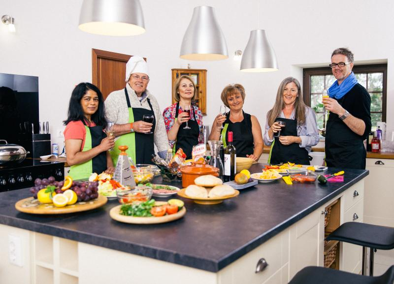Cooking master classes to celebrate any occasion