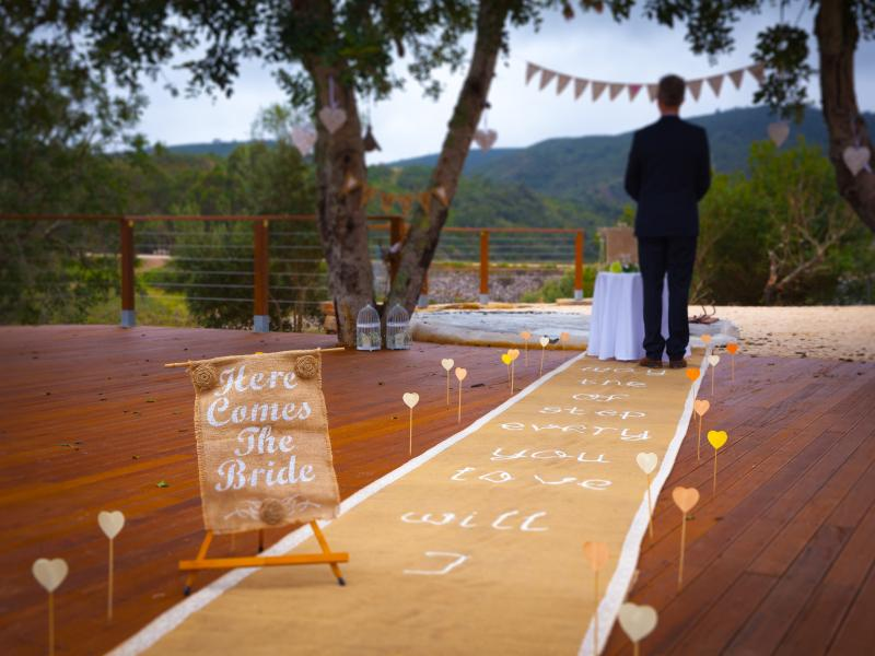 The perfect backdrop to your Algarve wedding day or special celebration