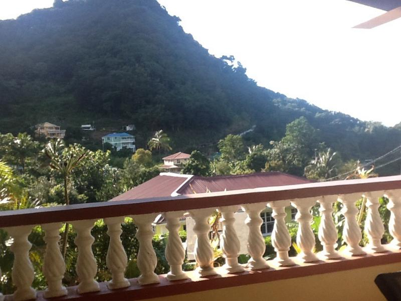 Home away from home, holiday rental in Soufriere