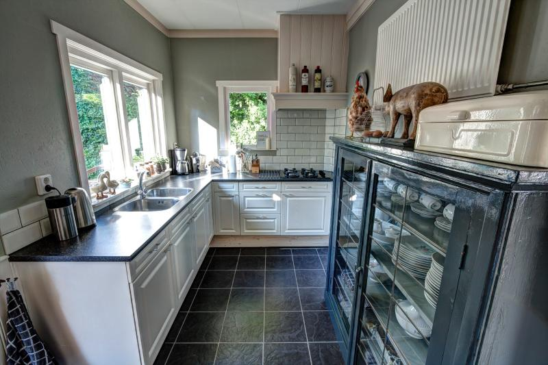 Holiday home Unia Zathe near Dokkum, kitchen