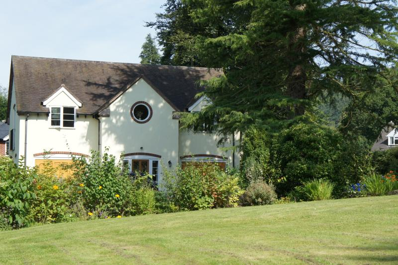 Berries Coach House, Ferienwohnung in Church Stretton