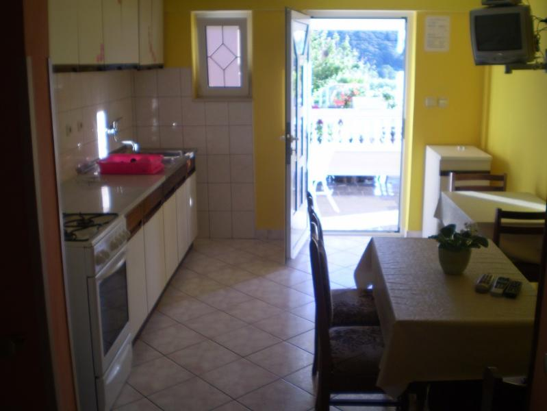 A3(3+1): kitchen and dining room