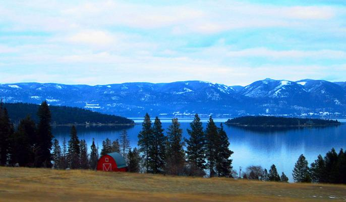 Visit Near By Flathead Lake