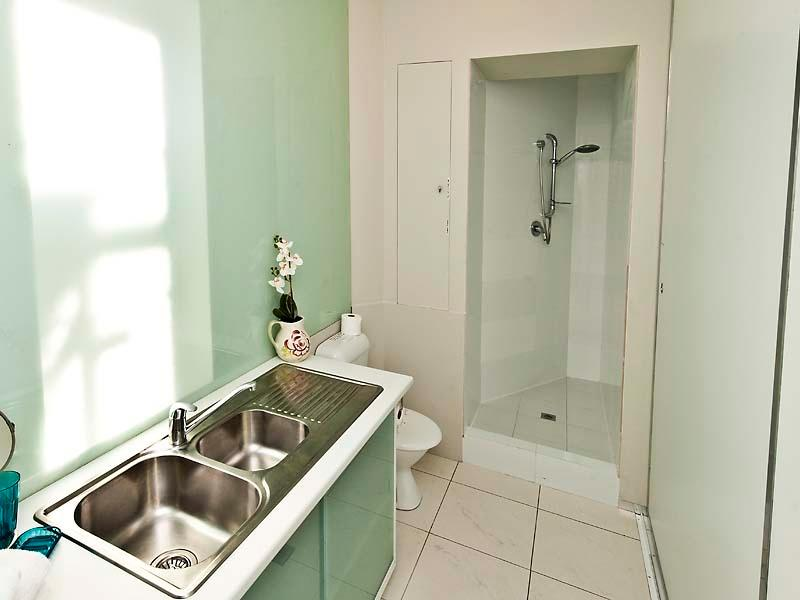 2nd Bathroom with Laundry