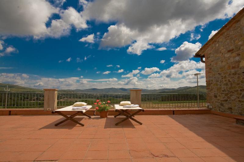 Casa di campagna, holiday rental in Montebenichi