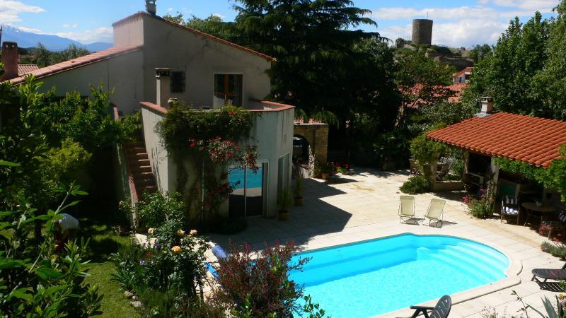 Rue de l'Eglise, holiday rental in Villelongue-dels-Monts