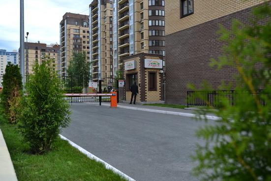 Комплекс апартаментов Даудель, alquiler de vacaciones en Tyumen