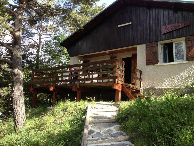 location appartement Montclar CHALET LA