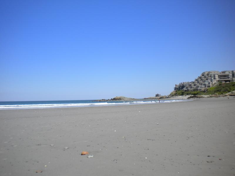 Nantasket Beach in June