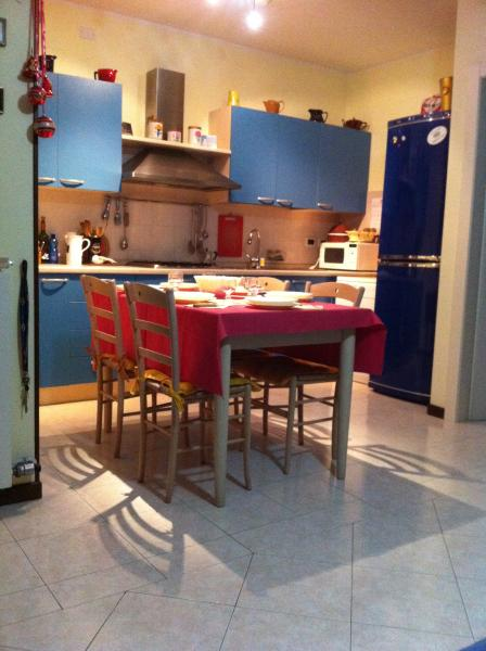 our fully equipped kitchen