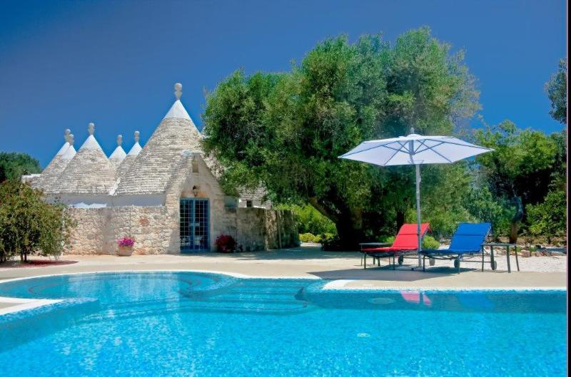 Stunning Trullo close to Ostuni and Ceglie Messapica