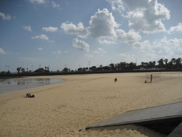 Apartamento en 1ª linea playa en Arrecife, casa vacanza a Arrecife