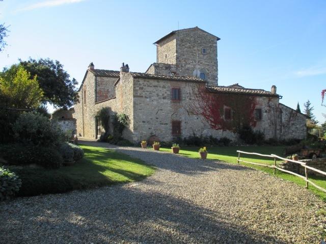 Torre di Sopra Cottage with Pool, location de vacances à Bagno a Ripoli