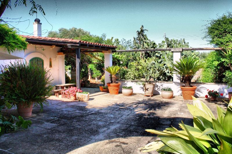 Villa Sant'Angelo, holiday rental in Pezze di Greco