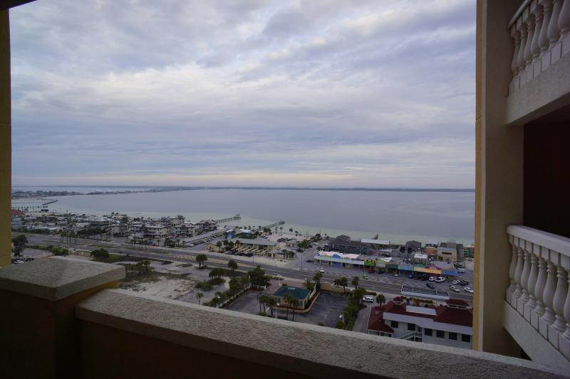 Bayview right outside of the condo