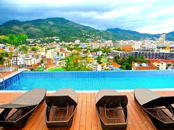 New and well located apartment, holiday rental in Patong
