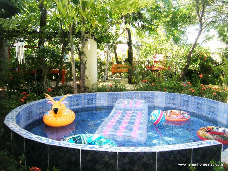 parents and kids love a safe splash around.