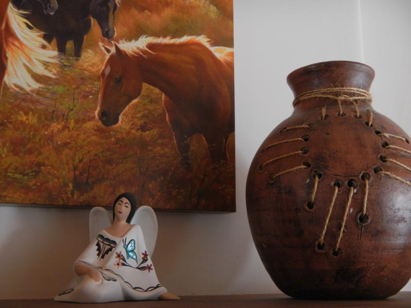 A sample of many special finds and collectables at Eastern Star Retreat