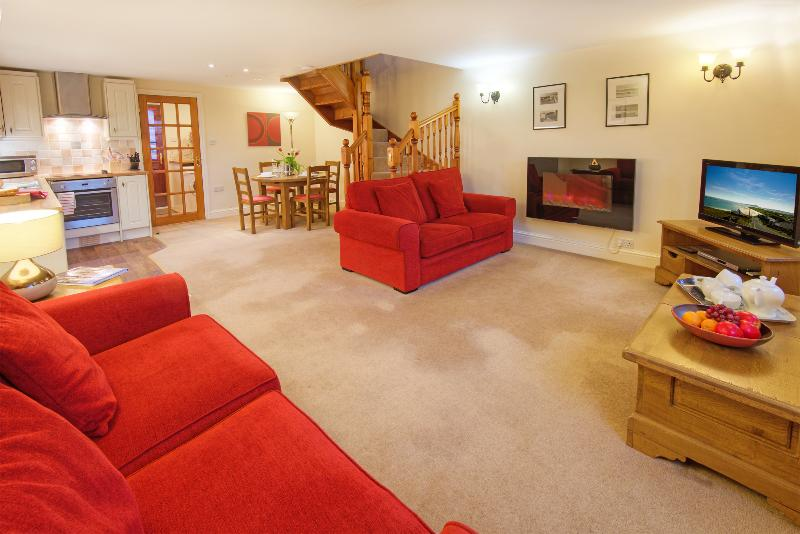 Police House Cottages, holiday rental in Rennington