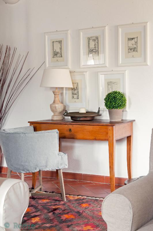 harmonious decor with an eye for detail
