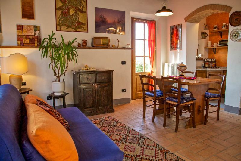 Agriturismo Sammonti, holiday rental in Monteriggioni