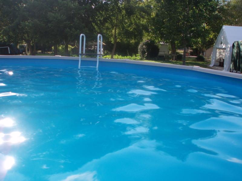 Another angle of our splash pool