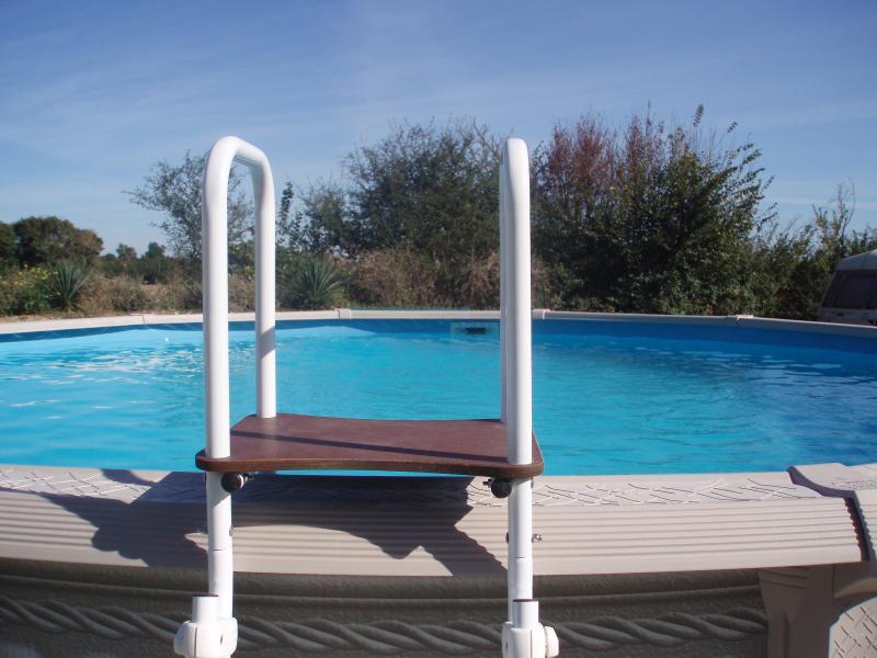 Our 5.5m splash pool