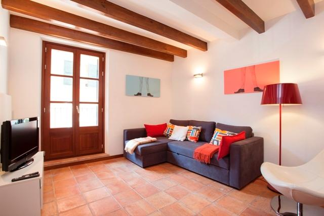 Old town touristic lodging fully renovated-TI153 Chalet in Palma de Mallorca