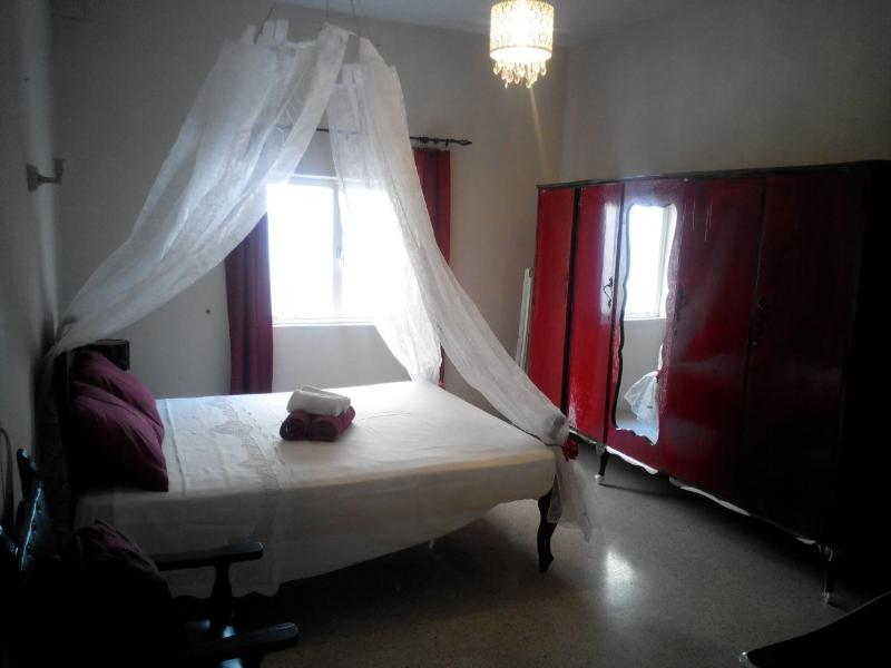 Main airconditioned double bedroom