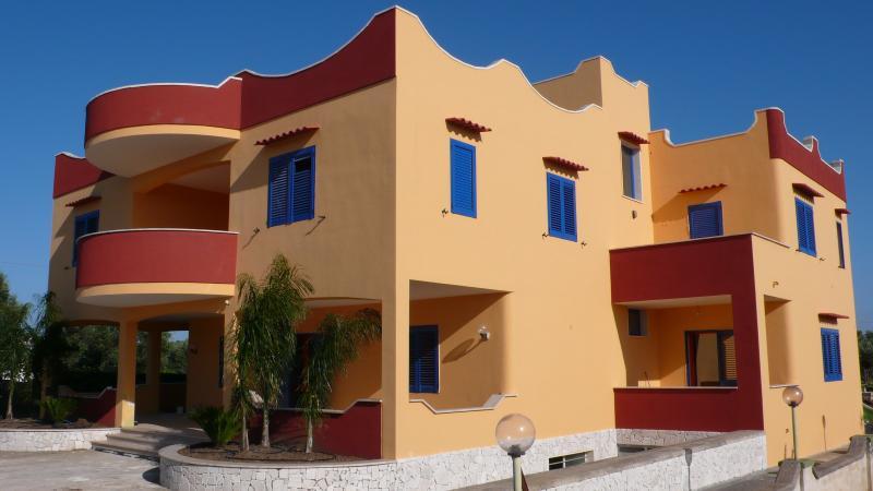 Terra e colori, vacation rental in Gallipoli