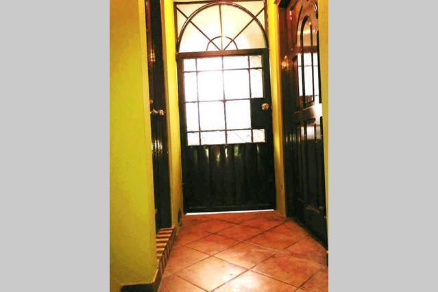 door of balcony