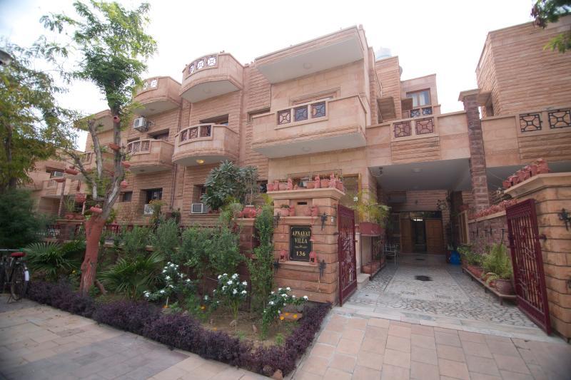 Apnayt Villa, holiday rental in Jodhpur