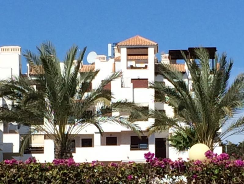 Ático en Altos de Nuevo Vera, Vera Playa, Almeri, alquiler de vacaciones en Vera