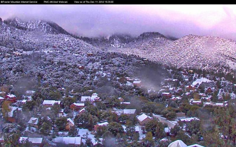 Vista desde el PMC Webcam!