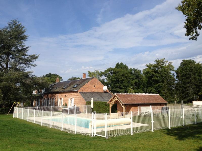 La Maison de Clairbois, holiday rental in Mur-de-Sologne