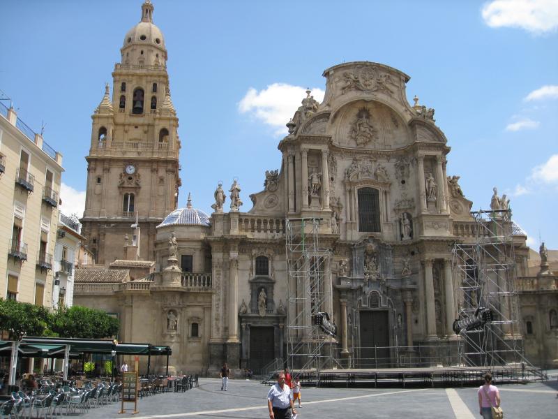 O histórico e cultural da cidade Murcia - uma cidade maravilhosa!