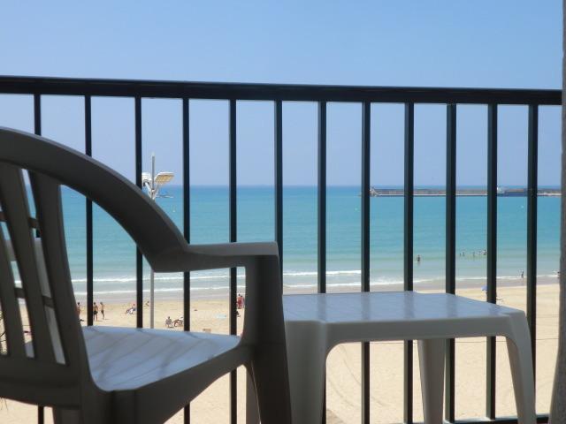 Mer vue balcon