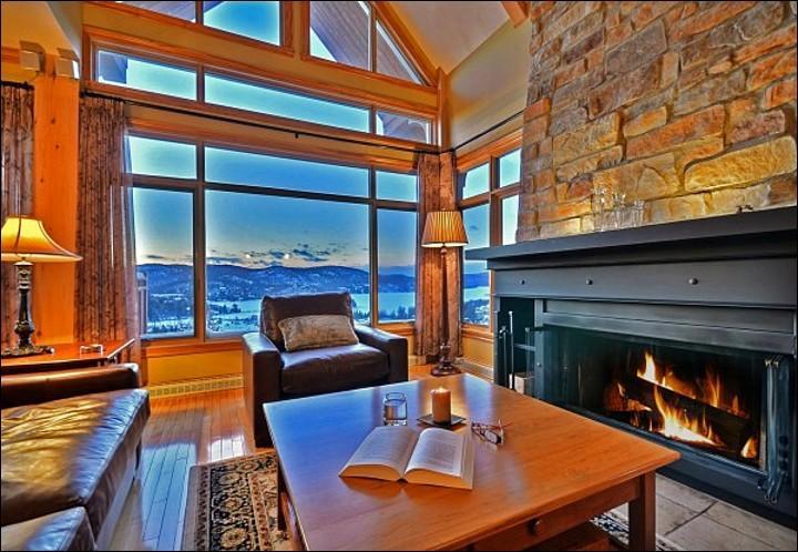 Lyxig Ski In / Ski Out Property