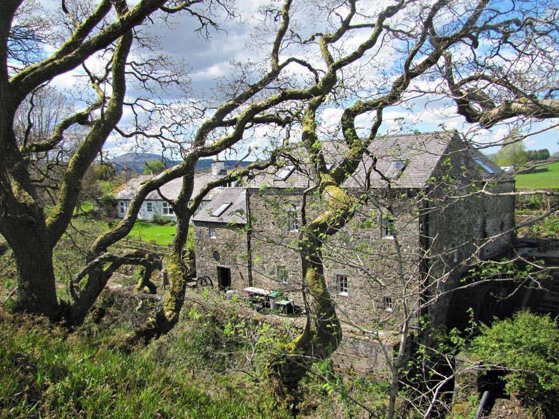 the hidden mill, alquiler vacacional en St. John's Town of Dalry