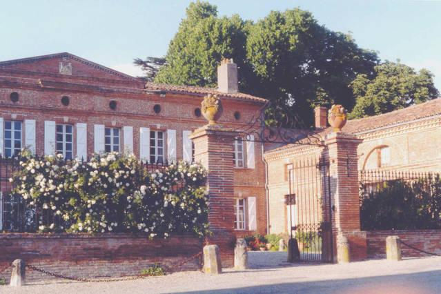 chateau de Mauvaisin, holiday rental in Villenouvelle