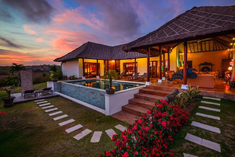Nice villa Mata Bali 3 bd, vakantiewoning in Ungasan