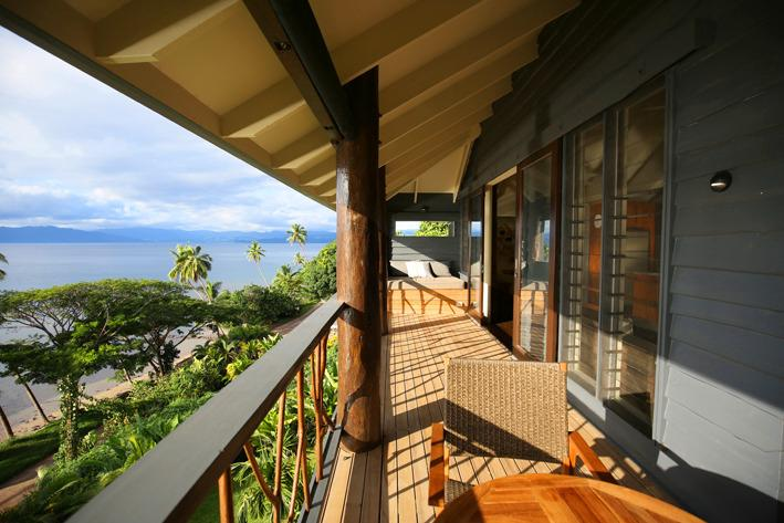 Beachfront Villa - Pod House, Complete Privacy with Marble Plunge Pool, holiday rental in Fiji