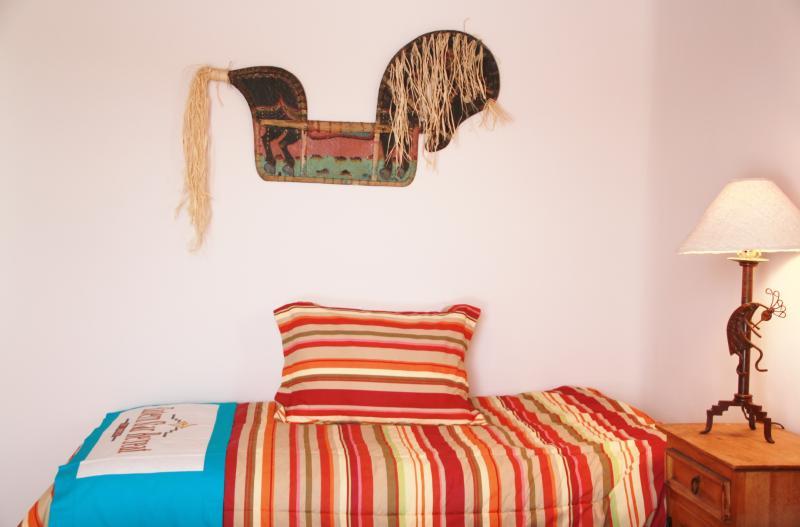 Terceiro quarto: cama de casal (para além de rei)