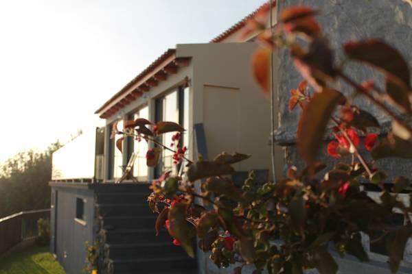 Balkon / terras van het huis