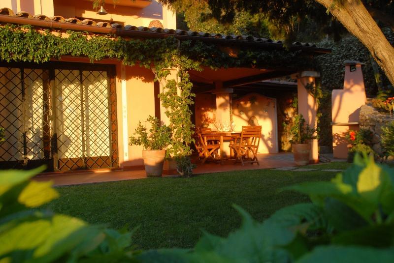 giardino/veranda