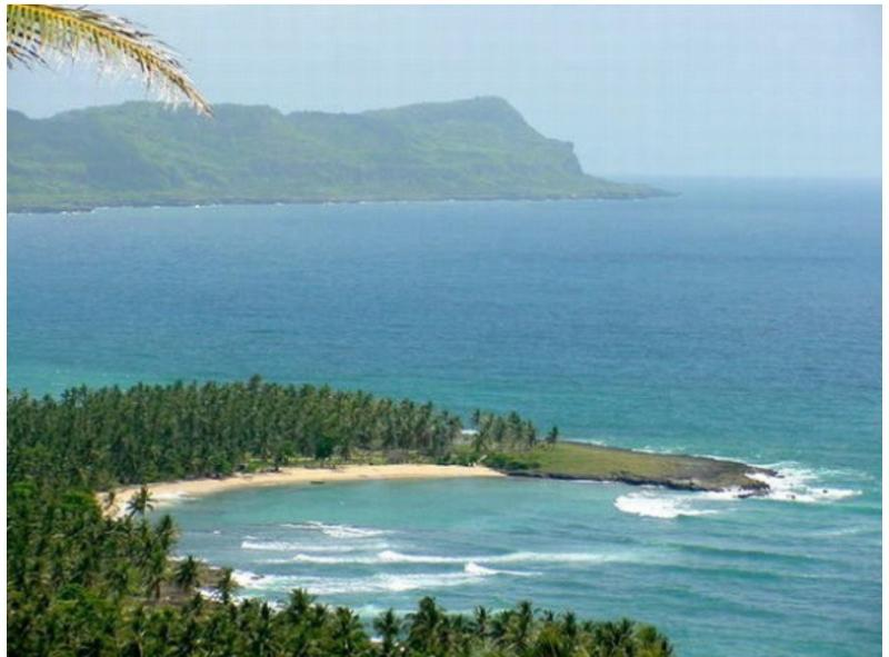 El Frances, the closest beach, is only 3 kilometers away.