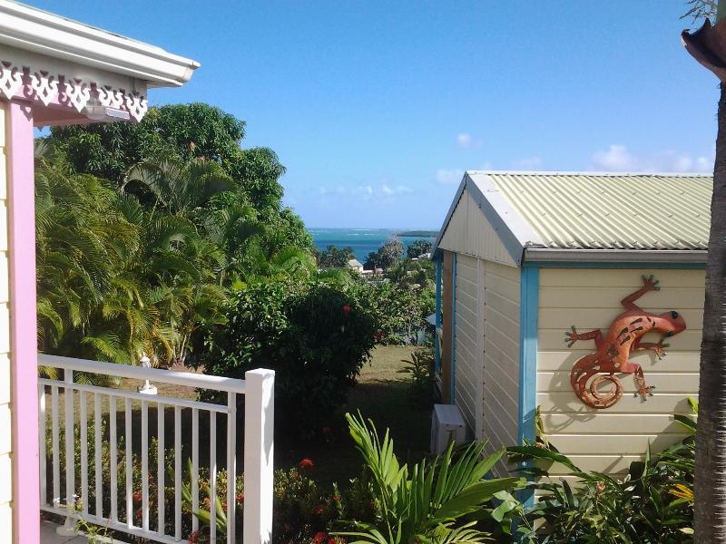 BELLEVUE GITES, location de vacances à Guadeloupe