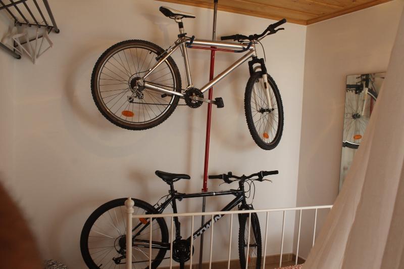 2 vélos gratuits